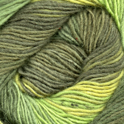Lang Yarns JAWOLL MAGIC 6-ply 98 moss